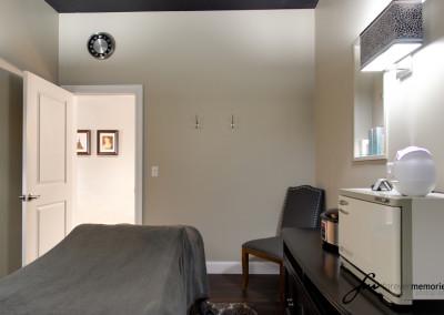 Allure Salon Relaxing Massage Room