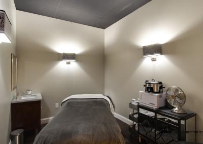 Allure Salon Interior Massage Room