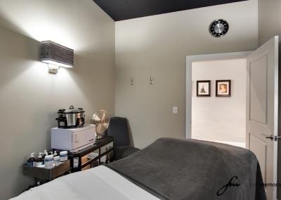 Allure Salon Massage Room