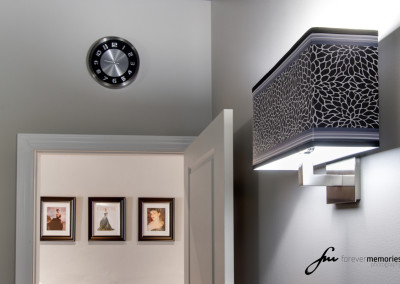 Allure Salon Wall Sconce