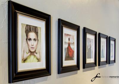 Allure Salon Wall Art