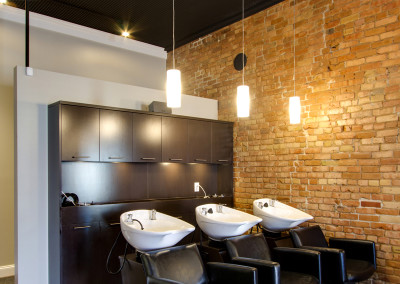 Allure Salon Hair Sinks