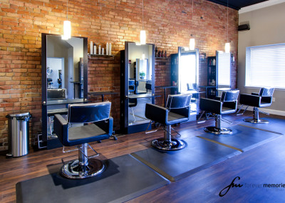 Allure Salon Stylist Chairs