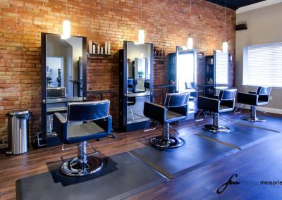 Allure Salon Stylist Chairs