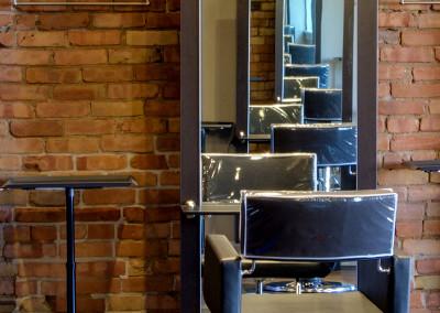 Allure Salon Chair