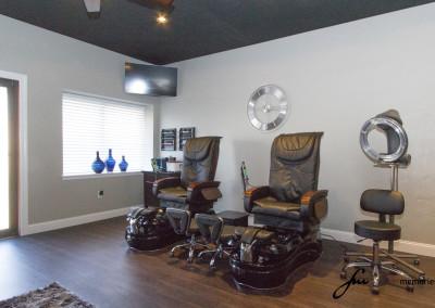 Allure Salon Pedicure Chairs