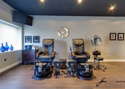 Allure Salon Pedicure Station