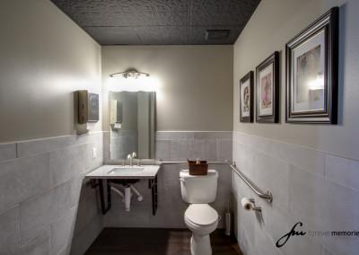 Allure Salon Bathroom