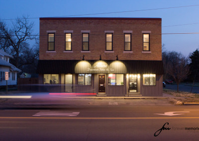 Allure Salon Building